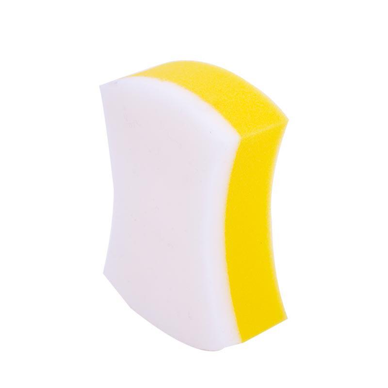DH-A3-8 eraser sponge yellow melamine sponge for boat