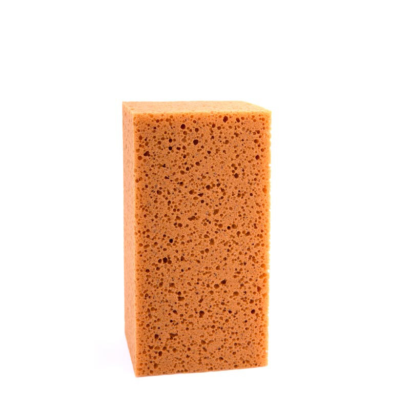 DH-A4-7 Hydrophilic Soft car care wash sponge fizzy car wash sponge non-abrasive car wash sponge