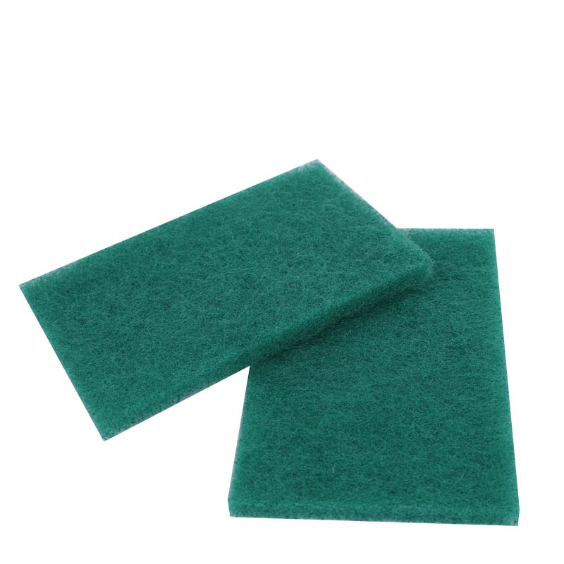 DH-C2-4 Eco Friendly Kitchen Cleaning Scrub Sponge Scouring Pads