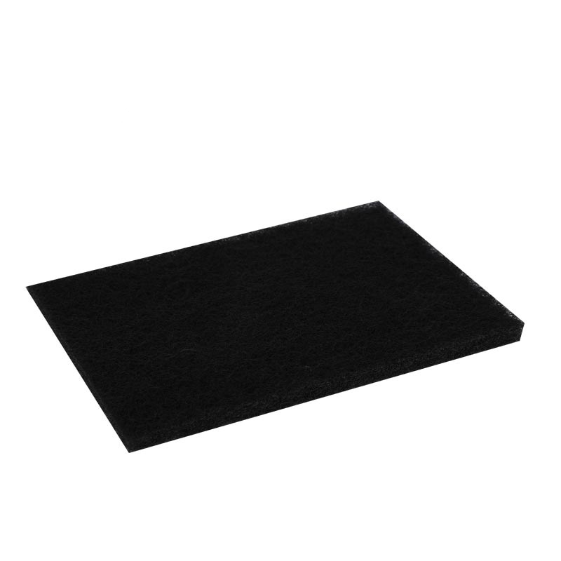 DH-C2-7 Microfiber Household Cleaning Nylon Scouring Pad