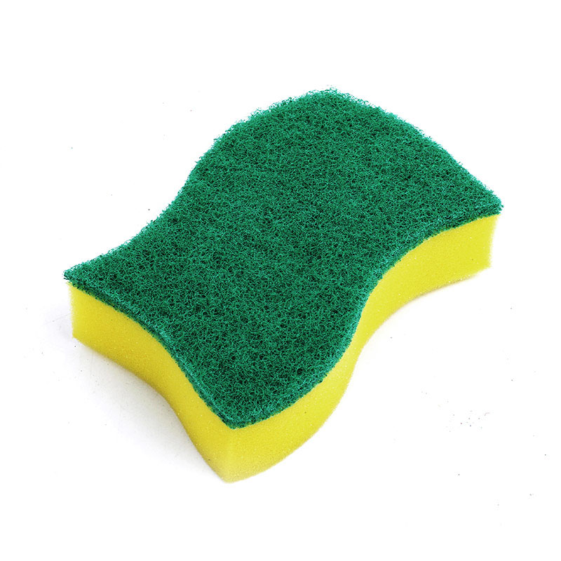 DH-A1-2 Heavy Duty Scrub kitchen cleaning Sponge Scourer