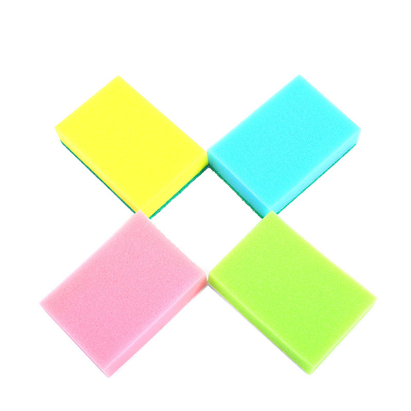 DH-A1-11 Household Colorful Kitchen Cleaning Sponge scourer