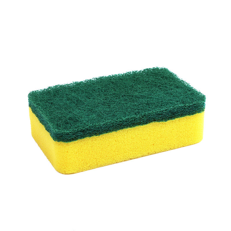 DH-A1-22 high quality Strong decontamination eco friendly kitchen cleaning sponge