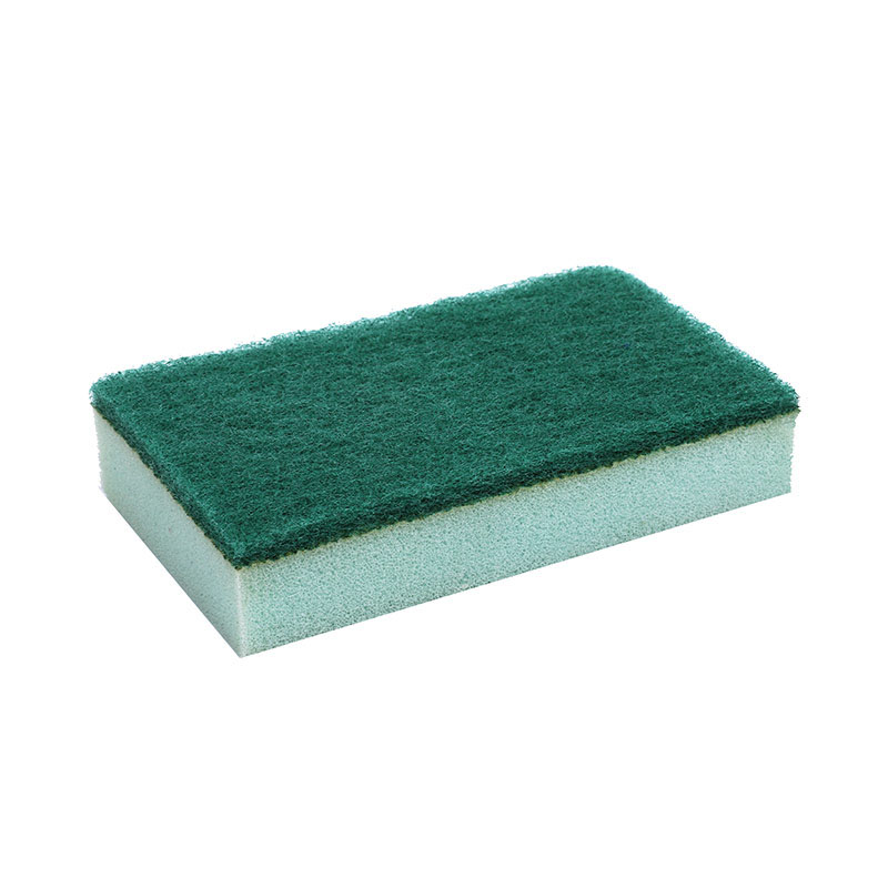 DH-A1-23 High Quality Kitchen Clean Dish Washing Non-scratch Sponge Scourer