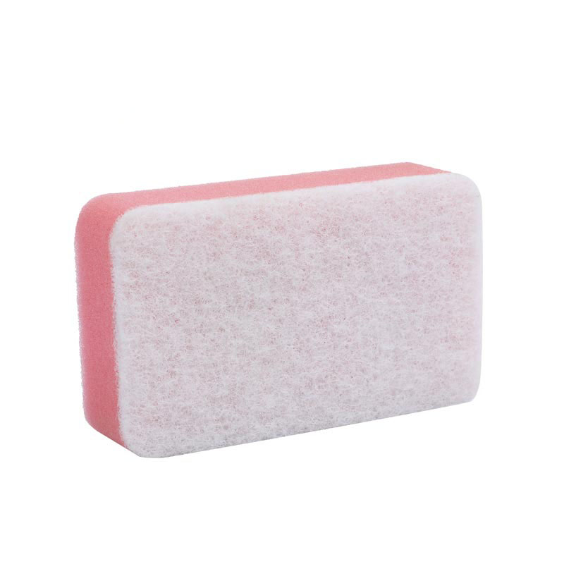 DH-A1-30 rectangle with holes eco friendly kitchen cleaning sponge scourer