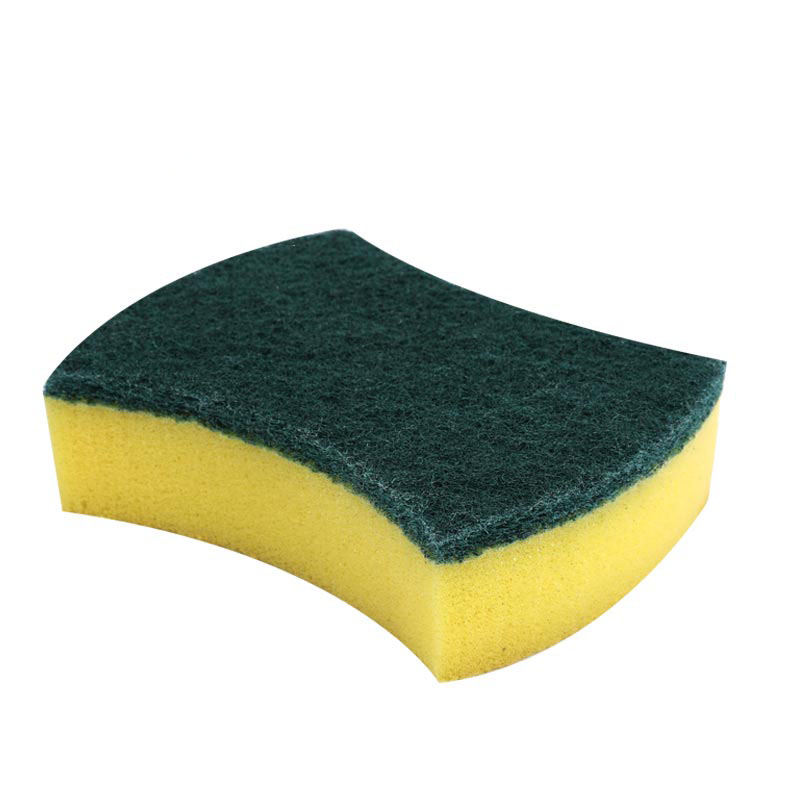 DH-A1-31 Hand Scrubber Sponge Soft Touch Cleaning Kitchen Sponge Pu Foam Sponge