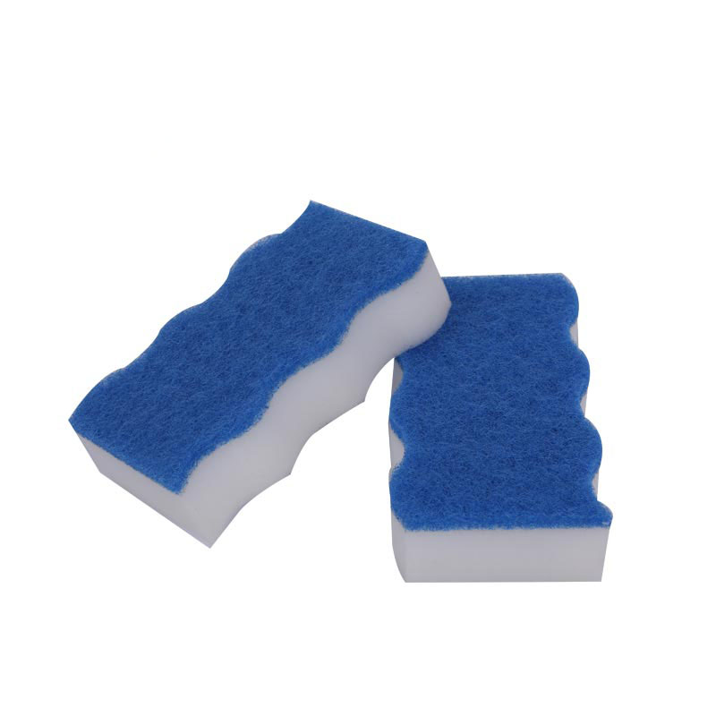 DH-A3-4 cheap melamine foam cleaning sponge kitchen magic sponge