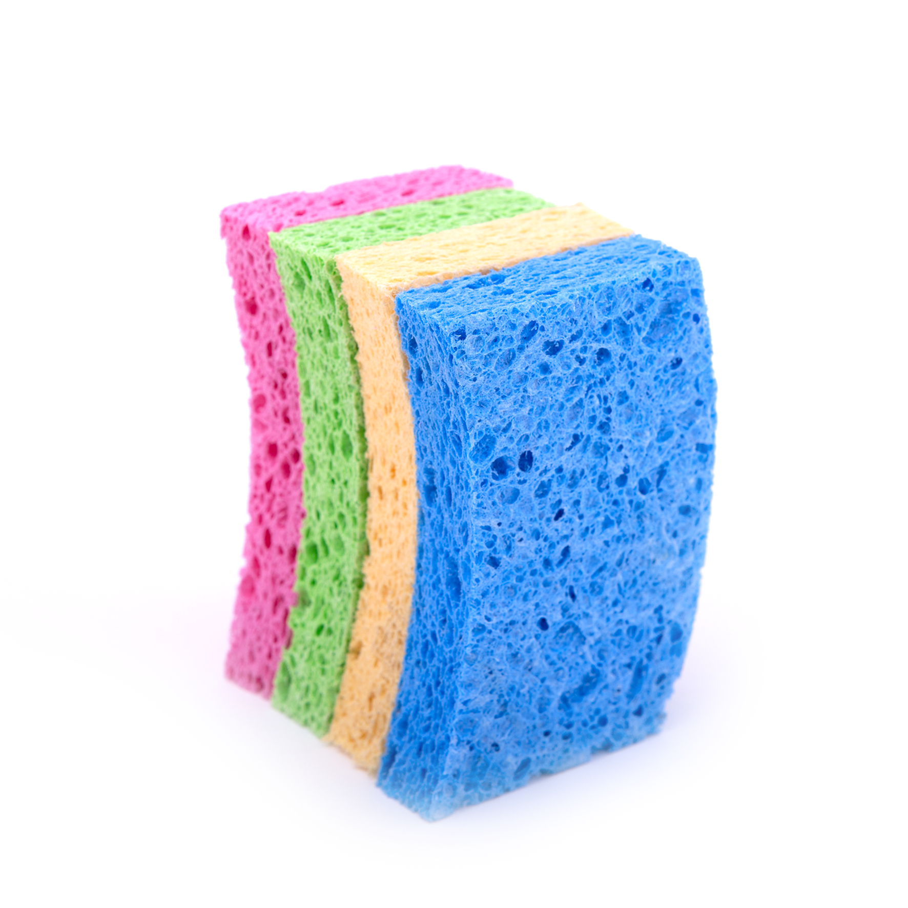DH-A5-6 High Quality Sponge  Eco-friendly Multi-Purpose Cellulose Sponge