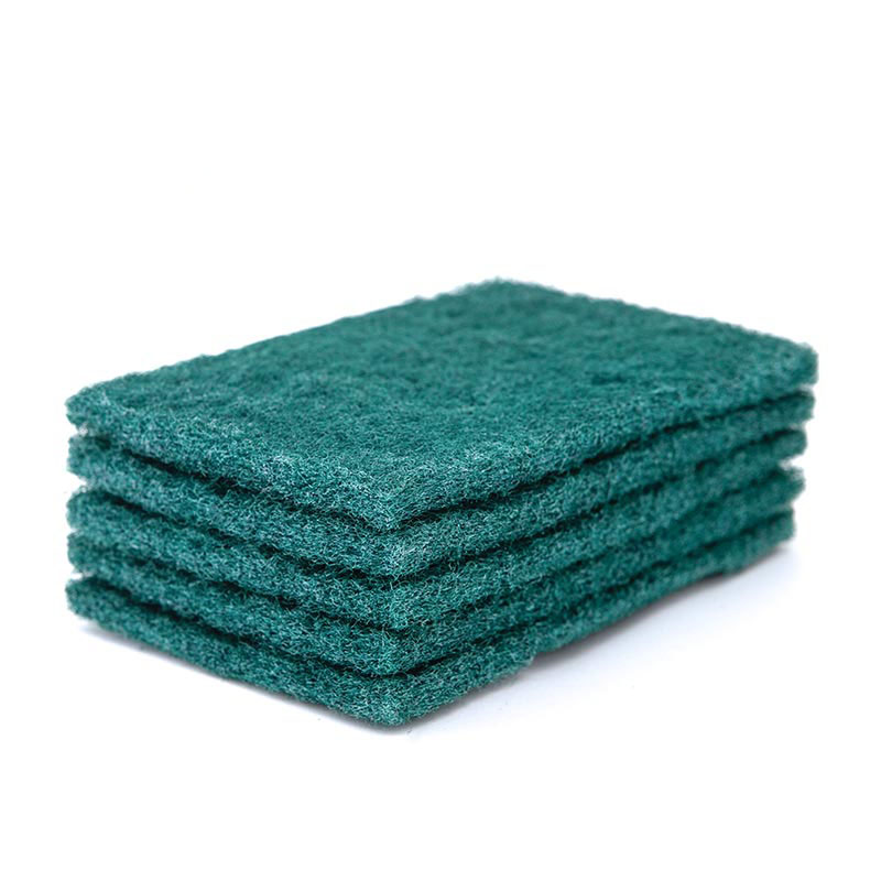 DH-C1-2 Durable Non Scratch Scouring Pad For Kitchen