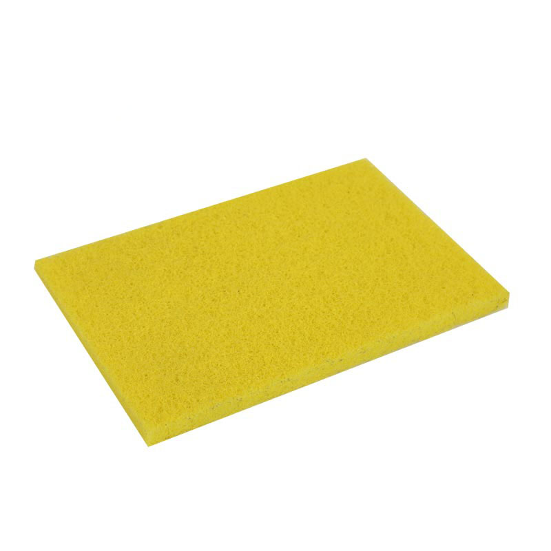 DH-C1-7 Kitchen Tool Silicone Wire Natural Fibre Scouring Pad