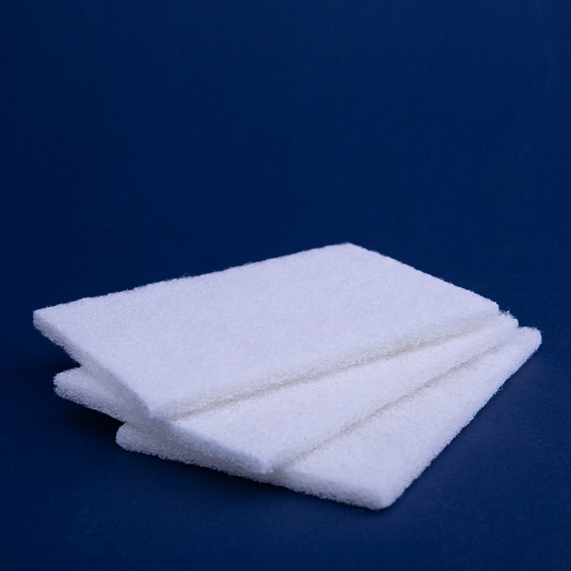 DH-C1-9 16 Inch Microfiber Kitchen Polyester Scouring Pad