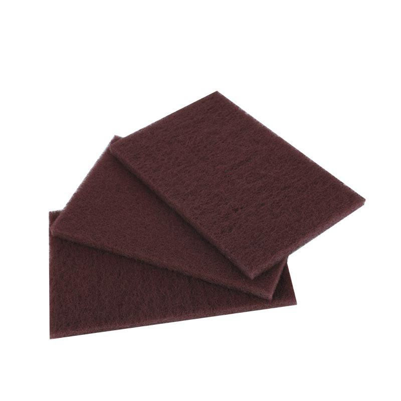 DH-C2-1 Aluminum Oxide Abrasive Industrial Scouring Pad