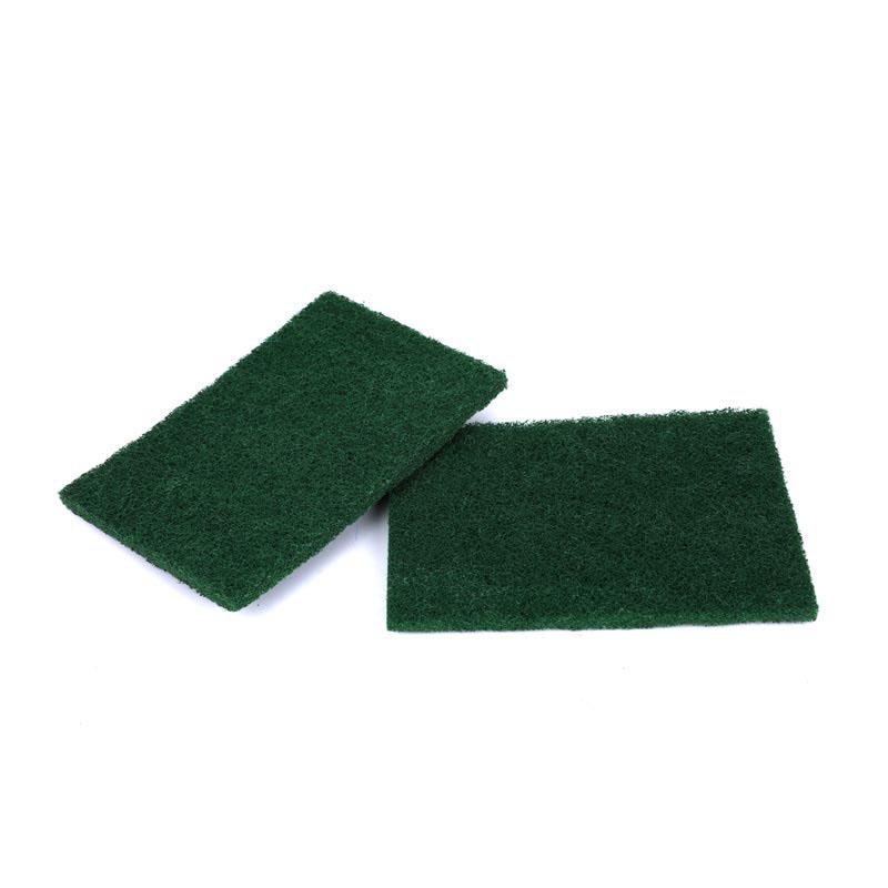 DH-C2-11 Dark Green Non-woven Scuff Pad