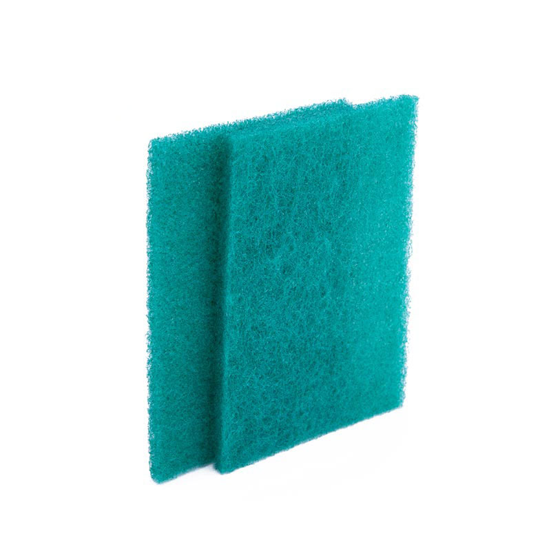 DH-C2-6 Kitchen Foam Sponge Non Scratch Scouring Pad
