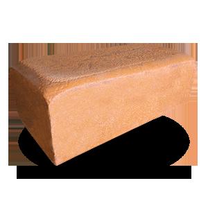 Sponge raw material