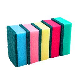 Kitchen/dish sponge